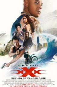 xXx: Return of Xander Cage poster free full movie