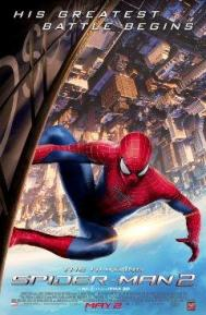 The Amazing Spider-Man 2 poster free full movie