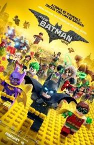 The LEGO Batman Movie poster free full movie