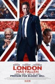 London Has Fallen poster free full movie