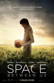 The Space Between Us poster free full movie