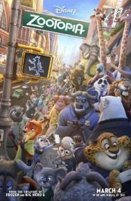 Zootopia poster free full movie