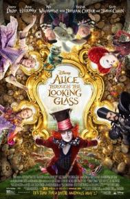Alice Through the Looking Glass poster free full movie
