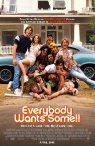Everybody Wants Some!! poster free full movie