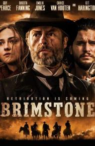 Brimstone poster free full movie