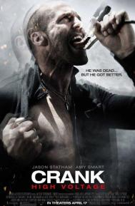 Crank: High Voltage poster free full movie