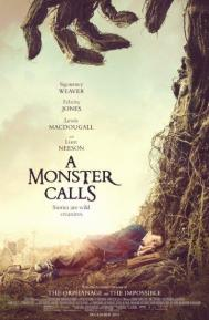 A Monster Calls poster free full movie