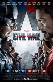 Captain America: Civil War poster free full movie