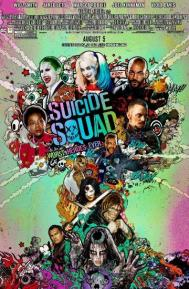 Suicide Squad poster free full movie
