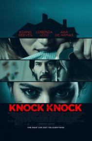 Knock Knock poster free full movie
