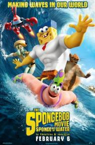 The SpongeBob Movie: Sponge Out of Water poster free full movie