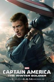 Captain America: The Winter Soldier poster free full movie