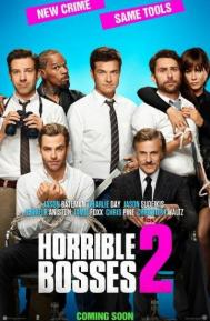 Horrible Bosses 2 poster free full movie