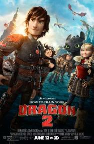 How to Train Your Dragon 2 poster free full movie