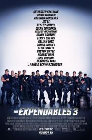 The Expendables 3 poster free full movie