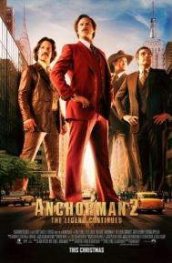Anchorman 2: The Legend Continues poster free full movie