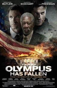 Olympus Has Fallen poster free full movie