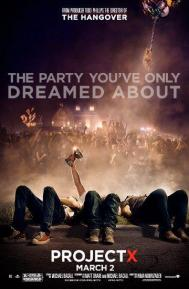 Project X poster free full movie