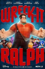 Wreck-It Ralph poster free full movie