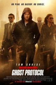 Mission: Impossible - Ghost Protocol poster free full movie