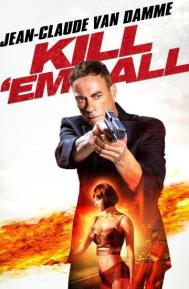 Kill'em All poster free full movie