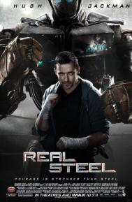 Real Steel poster free full movie