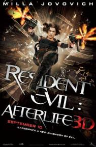 Resident Evil: Afterlife poster free full movie