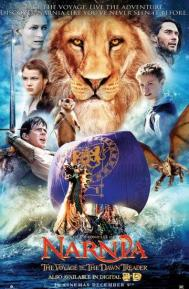 The Chronicles of Narnia: The Voyage of the Dawn Treader poster free full movie
