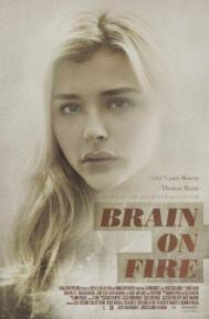 Brain on Fire poster free full movie