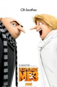 Despicable Me 3 poster free full movie