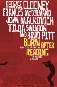 Burn After Reading poster free full movie