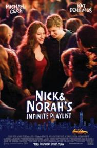Nick and Norah's Infinite Playlist poster free full movie