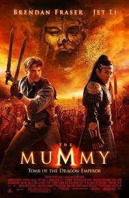 The Mummy: Tomb of the Dragon Emperor poster free full movie