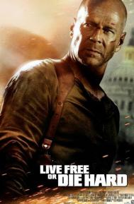Live Free or Die Hard poster free full movie