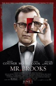 Mr. Brooks poster free full movie