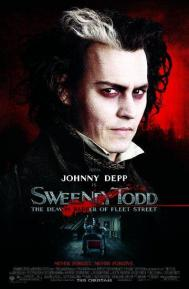 Sweeney Todd: The Demon Barber of Fleet Street poster free full movie