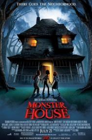 Monster House poster free full movie