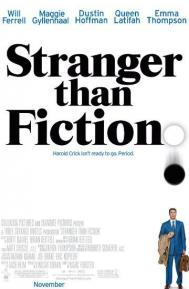 Stranger Than Fiction poster free full movie