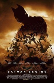 Batman Begins poster free full movie
