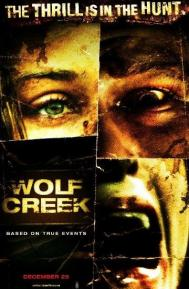 Wolf Creek poster free full movie
