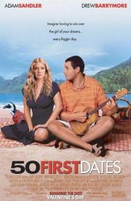 50 First Dates poster free full movie