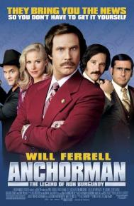 Anchorman: The Legend of Ron Burgundy poster free full movie