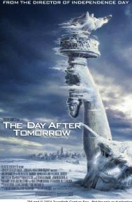 The Day After Tomorrow poster free full movie