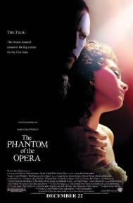 The Phantom of the Opera poster free full movie