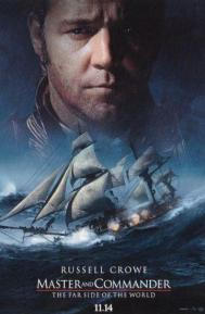 Master and Commander: The Far Side of the World poster free full movie