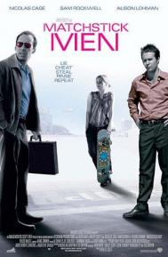 Matchstick Men poster free full movie