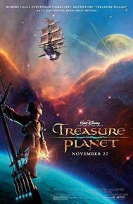Treasure Planet poster free full movie