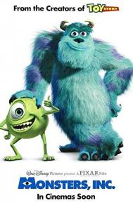 Monsters, Inc. poster free full movie