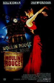 Moulin Rouge! poster free full movie