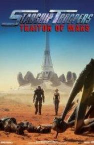 Starship Troopers: Traitor of Mars poster free full movie